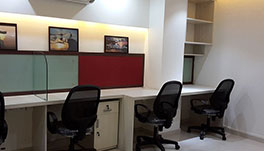 Ixora Suites-Workstations