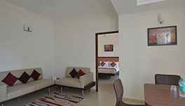 Ixora Suites-1BHK Room