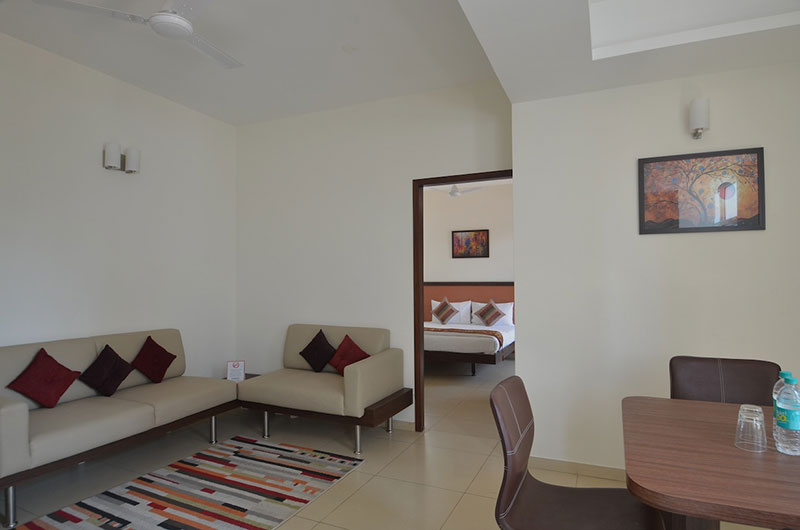 Ixora Suites-1 Bedroom Apartment Suite